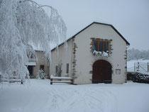 Février dans les Pyrénées 64