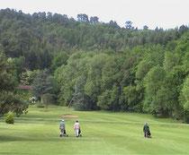 Golf La Barouge 18 trous