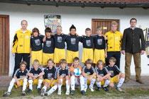 D1-Junioren 2008/2009