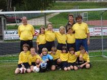 E1-Junioren 2007/2008