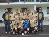 B-Juniorinnen 2008/2009