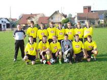 B-Junioren 2008/2009