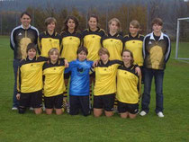 B-Juniorinnen 2007/2008