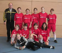 B-Juniorinnen 2004/2005