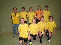 B-Junioren Hallenkreismeister