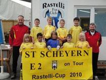E2-Junioren 2009/2010