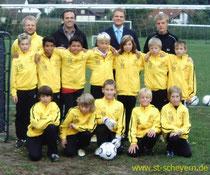 E1-Junioren 2006/2007