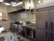 厨房の写真です。