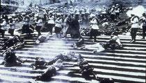 El acorazado Potemkin...cine revolucionario y una obra maestra del cine...