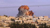 Siria: un conflicto indefinido.
