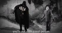 Hitler contra Darth Vader