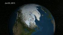 El Ártico se deshiela...