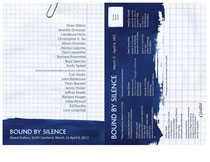 Bound By Silence Invitation