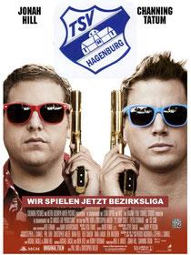 Filmplakat 22 Jump Street