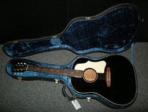 Stafford VOS SJ-45 BLK Fishman PU カレッジギターズ