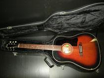 Burny BJ-60(後期 春日楽器)&ピックアップ&ハードケース