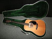 2005'Martin D-28 LRbaggs PU&純正ABS HC カレッジギターズ