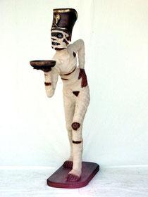 réplica momia
