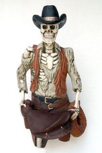 réplica de cowboy