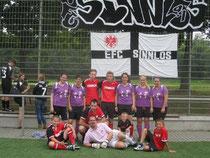 Soccer Queens und Kids 5.Platz