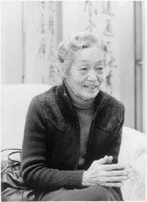 1979年、尾崎財団で民主主義を語る