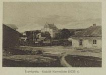 Храм-костел (фото початку XX ст.)