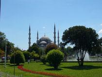 zum tee nach istanbul