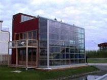 BO01ノルウエィコンセプトハウス。