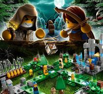 illus. Lego Heroïca Waldurk