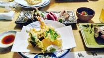 真鶴の「鶴鮨」さんで、新年会でした。