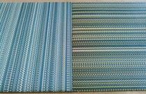 セキスイ美草アースカラーNo 8ミッドナイト縁無し新畳半畳です。