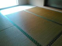 鎌倉市材木座の賃貸物件畳替えの引き取りにきました。