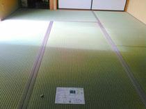 小田原市橘地域のお客様に新畳を納品!