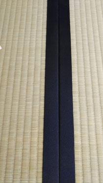 畳縁は、浮 No20 紺色無地を使用しました。