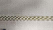 畳縁は、ルーミーⅣ No41 市松柄イエローを使用しました。