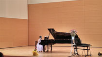 娘のピアノ発表会に行きました。