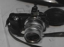 フォクトレンダーカラースコパー50mmF2.5