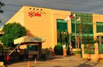 ラグナ・テクノパークの電子部品工場