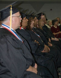 Obtaining a college degree from Logos Christiatn College.