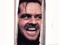 Wer würde den Onkel nicht ins Haus lassen? - Jack Nicholson in Shining