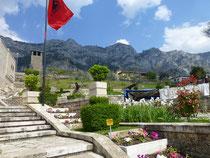 Kruje das Nationalheiligtum von Albanien