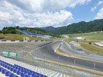 Zeltweg A 1 Ring (findet 2014 wieder die Formel 1 statt)