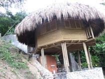 Cabaña im Bosque de Tayrona