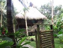 Eine Cabaña in Taironaka