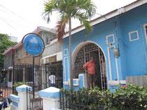 Das Hostal Aluna in Santa Marta