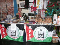 le stand de l'AFPS Villeneuve d'Ascq