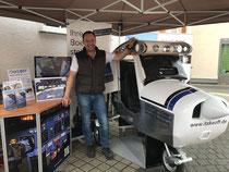 Cessna-Flugsimulator Charly