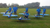 Bild des Sbach Aerobatic Teams