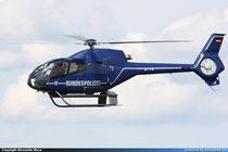 Eurocopter EC-120 der Bundespolizei
