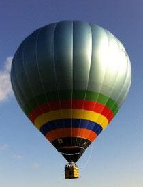 Heißluftballon - D-OSUW